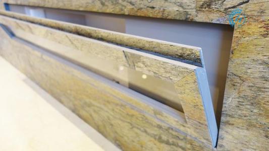 国内首条3毫米超薄超大规格岩板生产线量产插图
